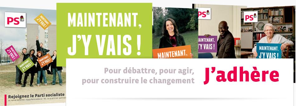 Adhérer au Parti Socialiste PS du Gers