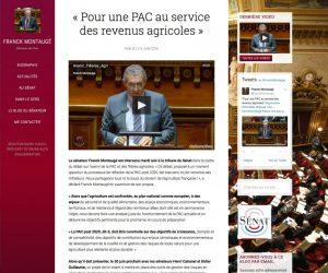Le blog de Franck Montaugé